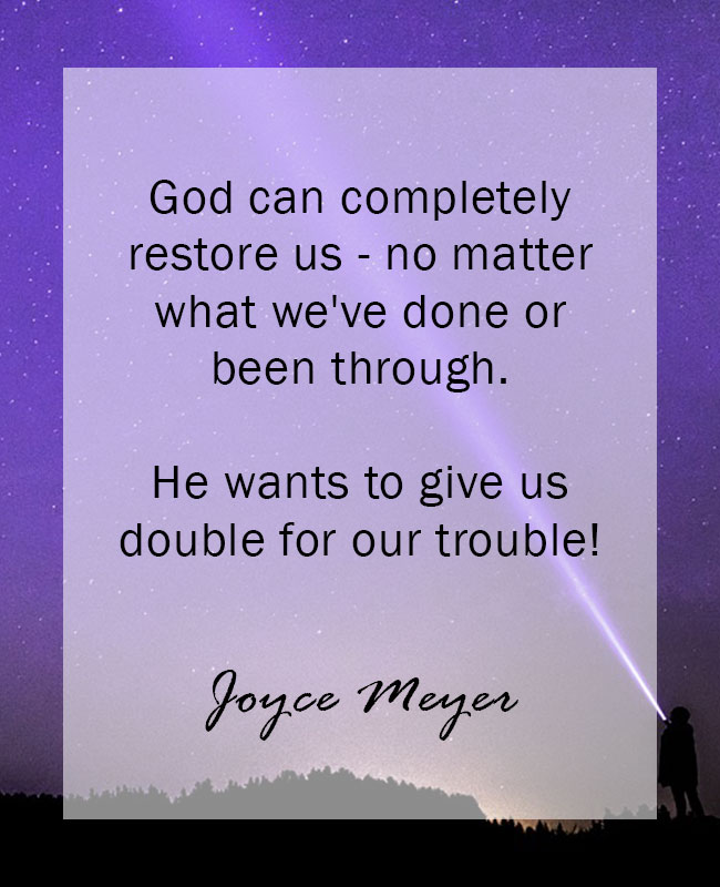101 Powerful and Motivational Joyce Meyer Quotes - Elijah Notes