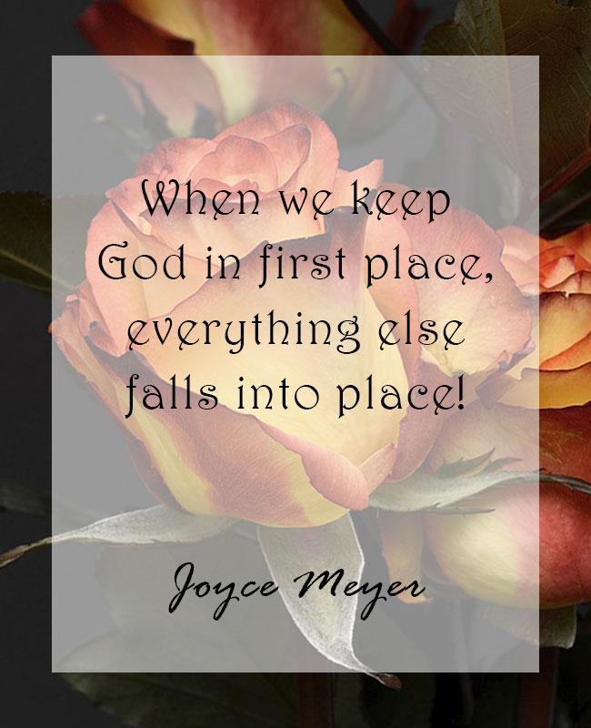 101 Powerful And Motivational Joyce Meyer Quotes Elijah Notes