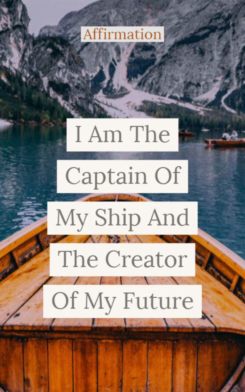 I AM Quotes Ship Captain Elijah Notes Beauteous Ship Quotes