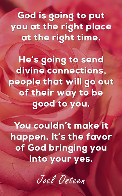 60 Powerful Joel Osteen Quotes For Strength Hope And Courage Beauteous Joel Osteen Quotes On Love