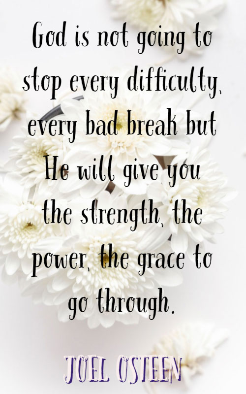 100 Powerful Joel Osteen Quotes For Strength Hope And Courage