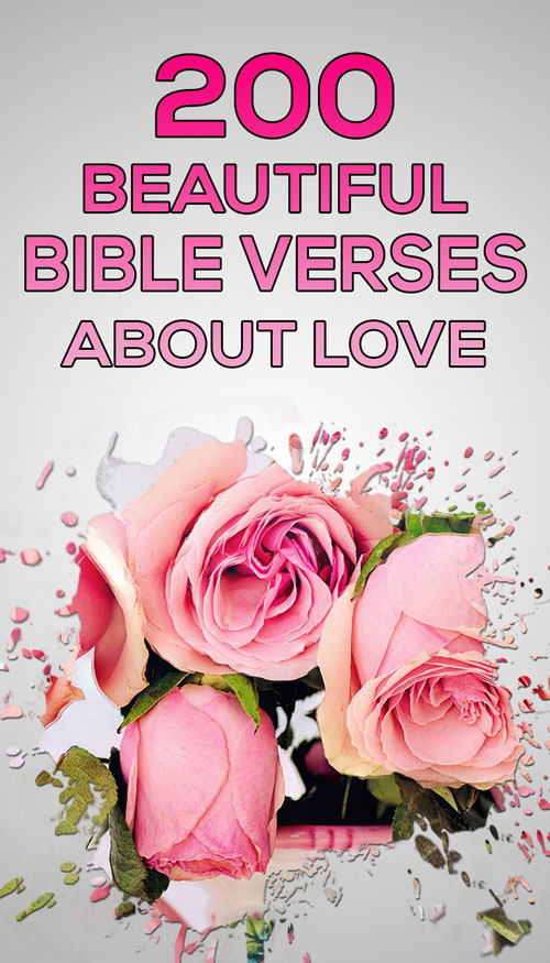 psalms verses about love