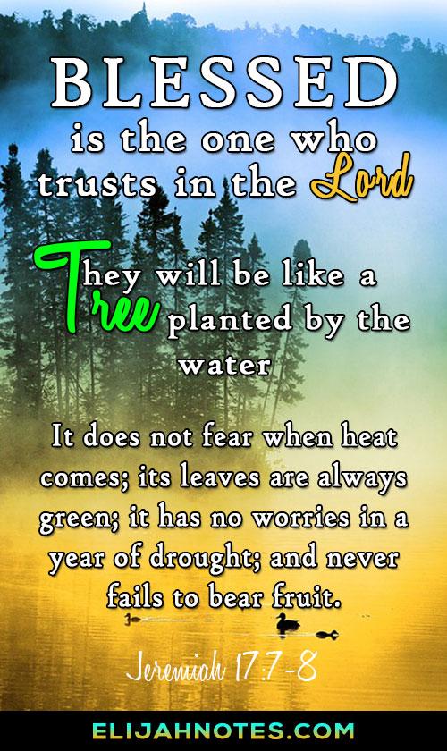 bible verses about perseverance through hard times elijah notes