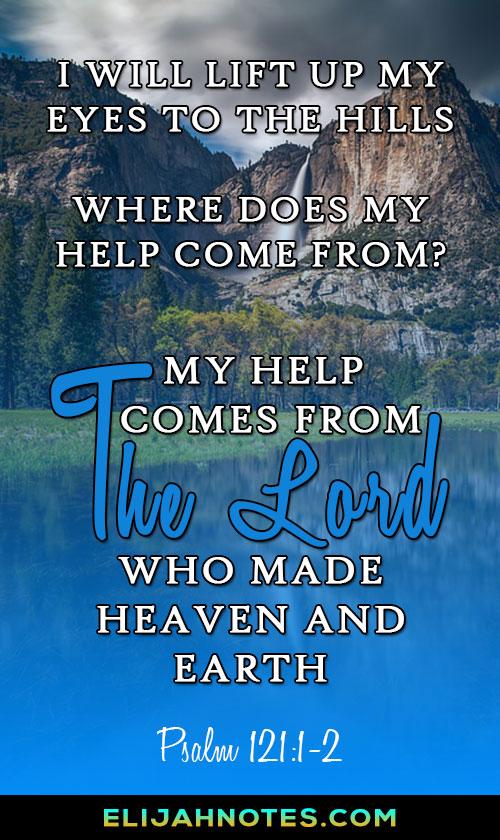 25 Bible Verses About Perseverance Through Hard Times - Elijah Notes